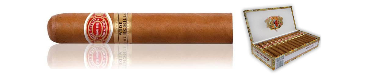 Romeo Julieta Churchill Cigar